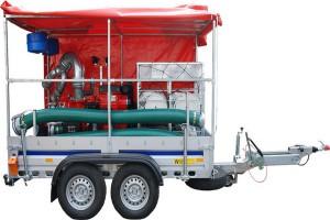 s150-przyczepa z pompą dla straży pożarnej