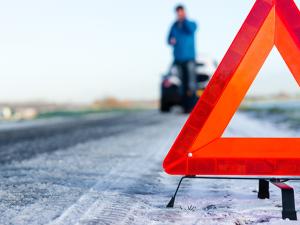 trójką ostrzegawczy - pomoc drogowa